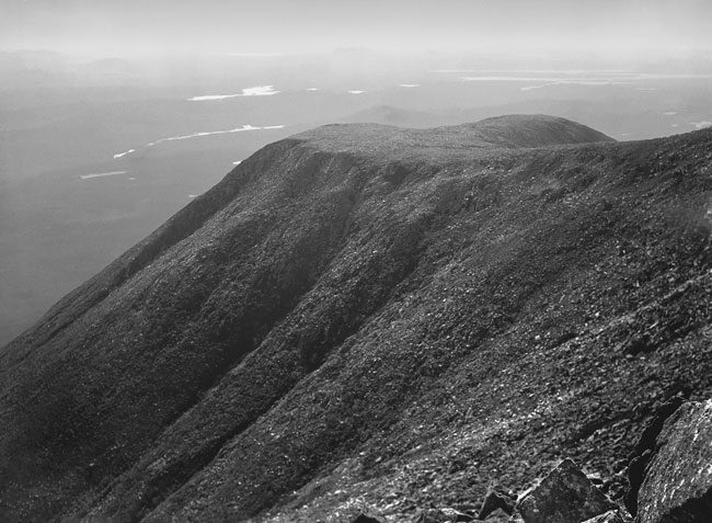 Tableland From Monument Peak